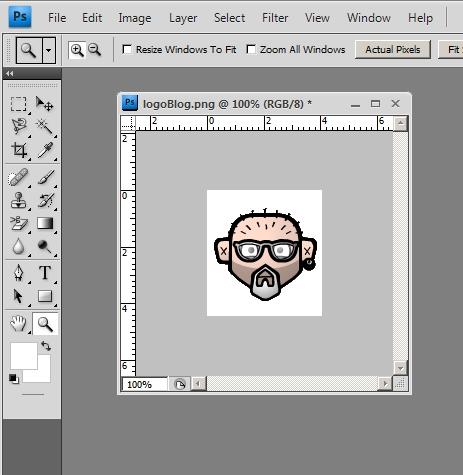 Come rendere lo sfondo trasparente con Photoshop CS4