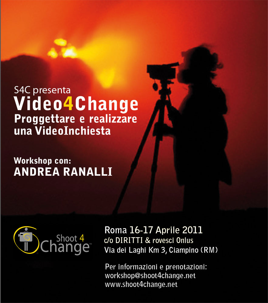Workshop: Video4Change
