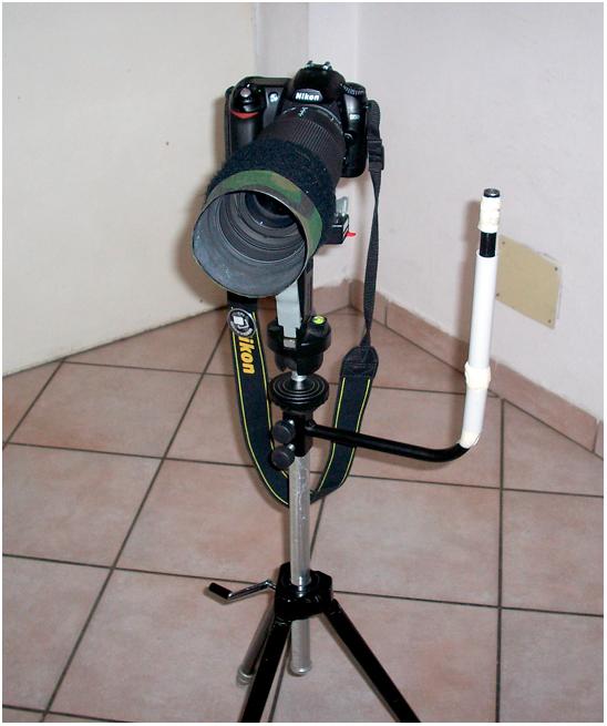 Come fare: Un capanno per la caccia fotografica a meno di 30 euro!