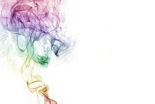 Fumo colorato: dallo scatto alla post produzione
