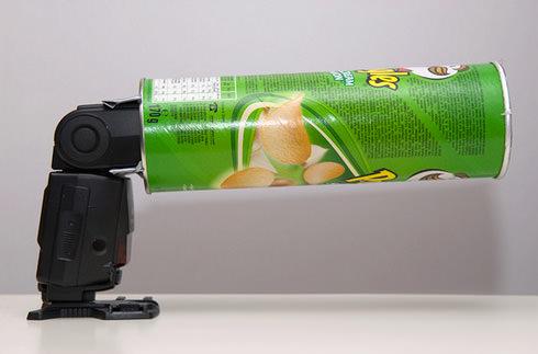 DIY: da tubo di Pringels a snoot