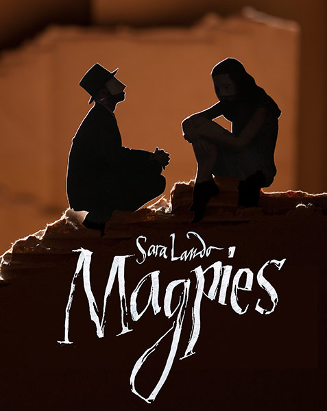 Magpies: una graphic novel di Sara Lando.