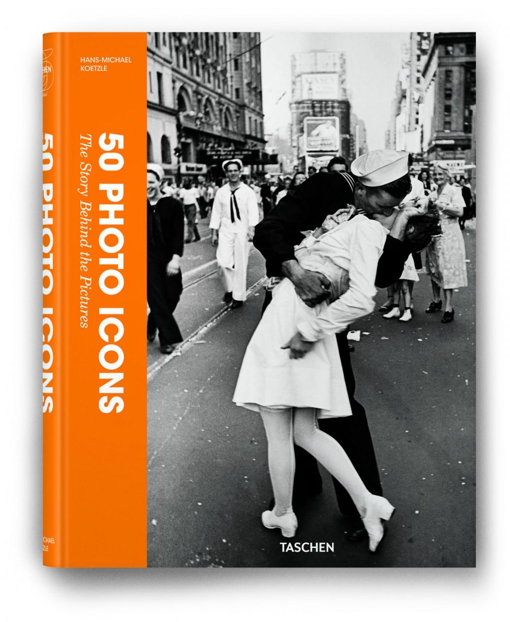 TASCHEN: 50 icone della fotografia