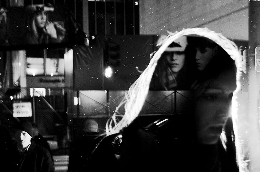 Progetti Fotografici –  Satoki Nagata, street con flash off camera