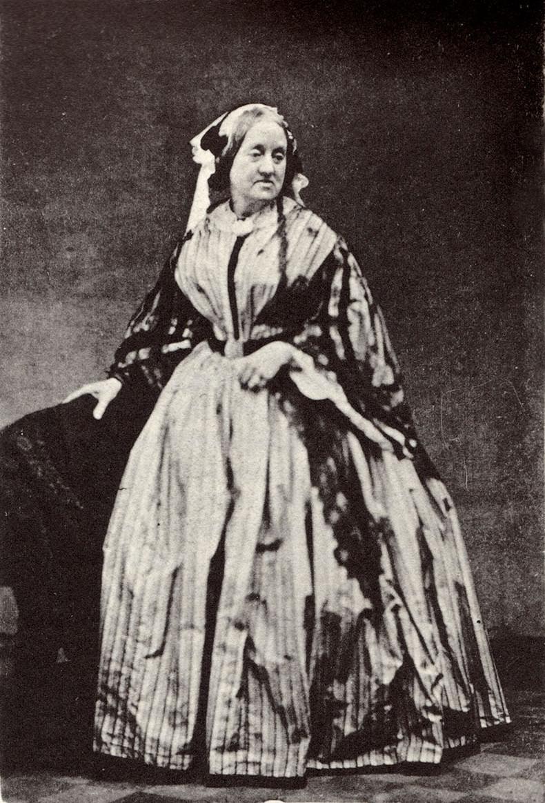 Ritratto di Anna Atkins, 1861