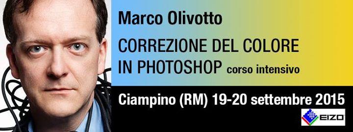 Workshop di Marco Olivotto – Correzione del colore in Photoshop
