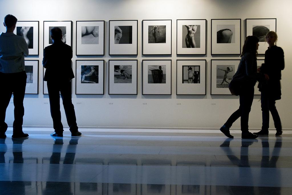 Esibizione del 2009 dedicata alle opere di Robert Mapplethorpe